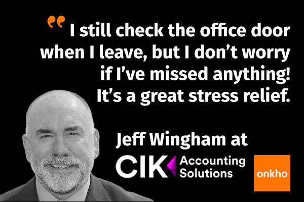 Taking the stress out of 6X growth at CIK Accounting Solutions