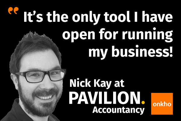Getting in control at Pavilion Accountancy